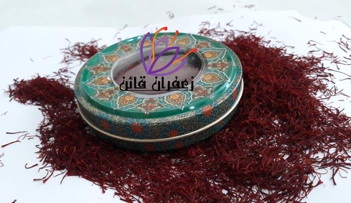 تعرفه صادرات زعفران به چین  صادرات چمدانی زعفران به چین