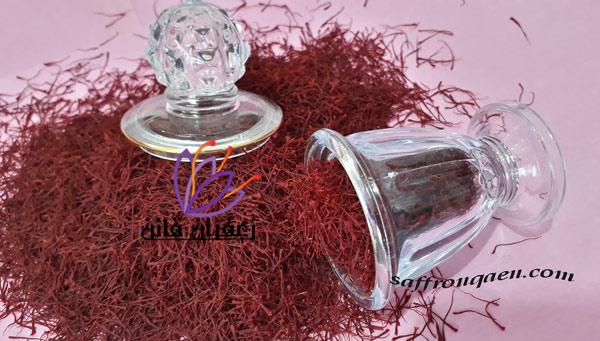 سود صادرات زعفران