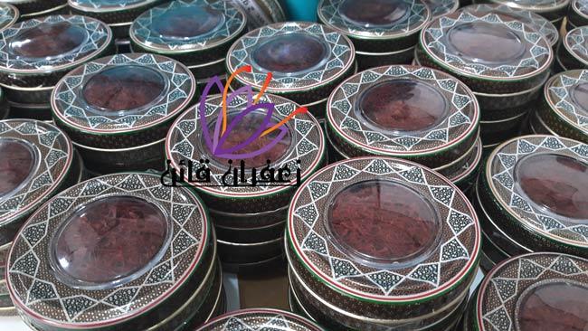 خرید زعفران مثقالی