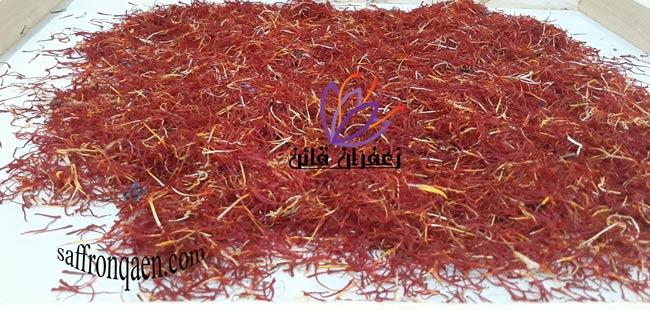 قیمت زعفران پوشال معمولی