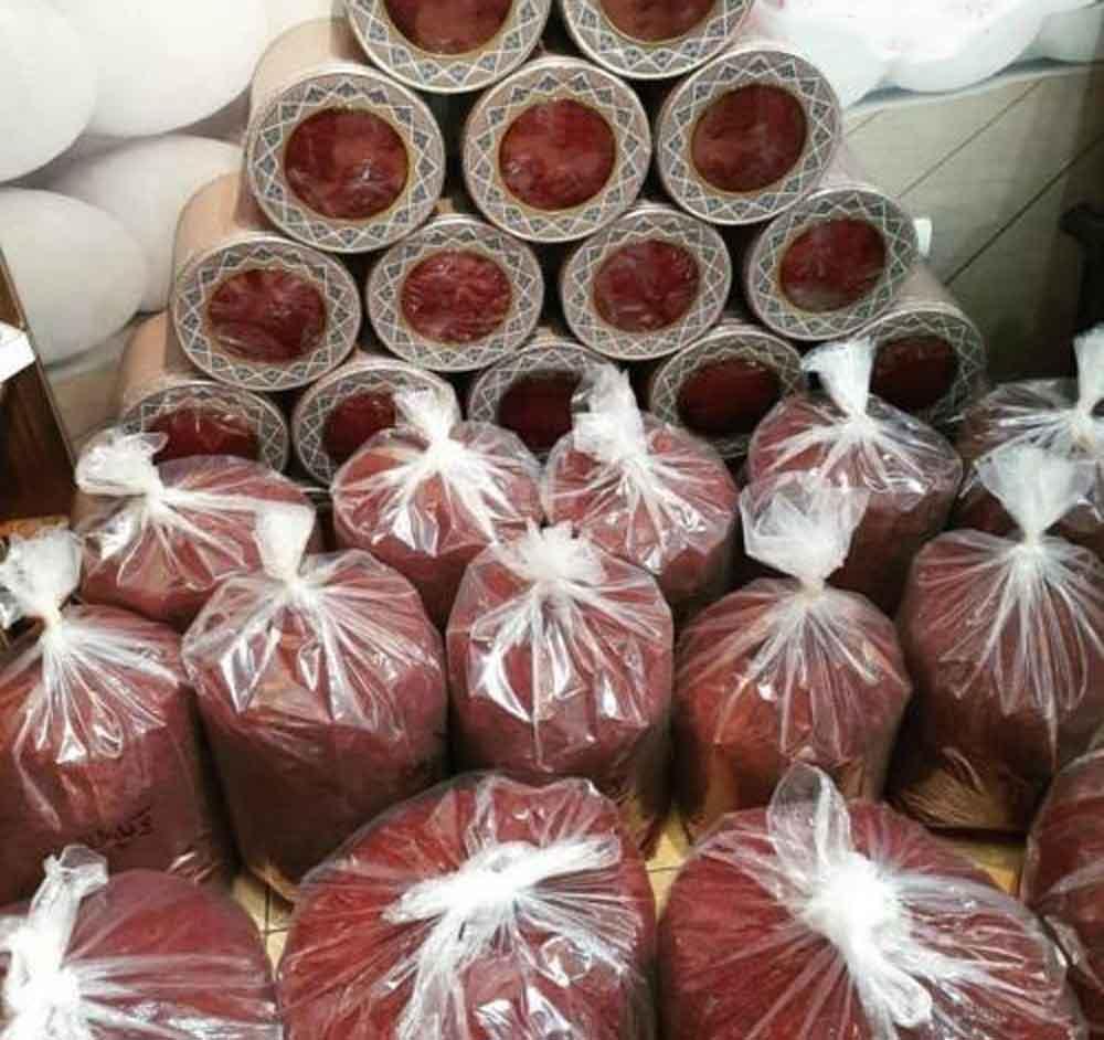 خرید عمده زعفران